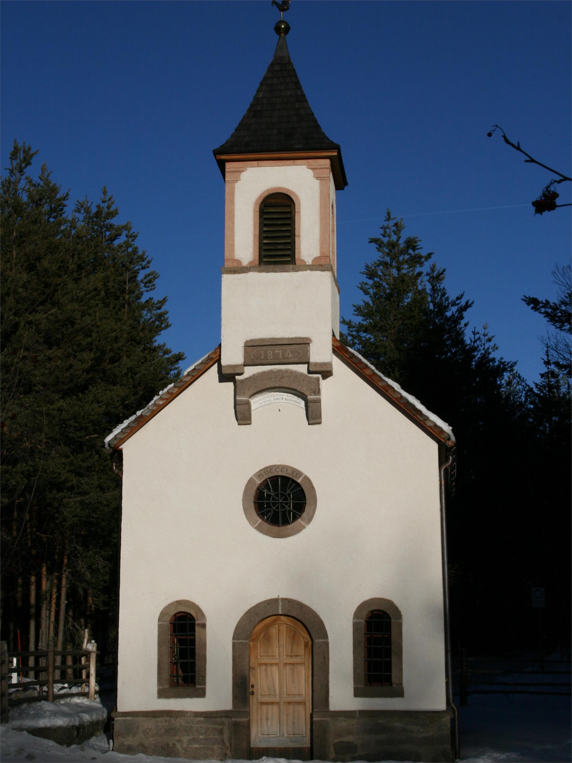 Chapel Kasererbild