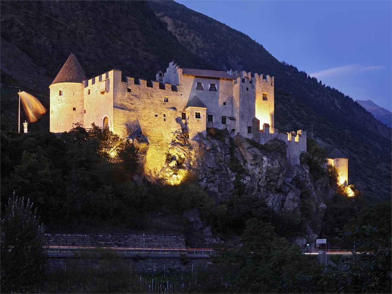 Concert on the Castle of Castelbello - Kastelbell-Tschars /  Castelbello-Ciardes - All dates