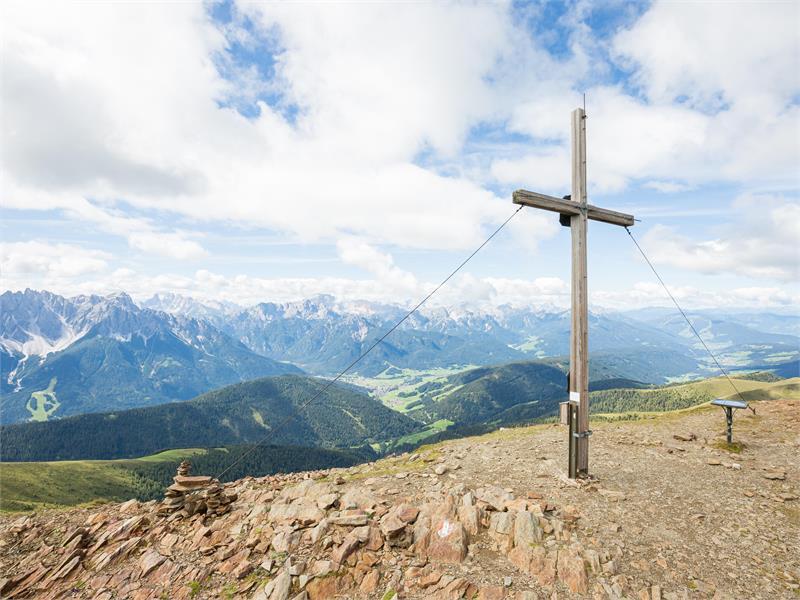 Escursione in montagna Toblacher Pfannhorn