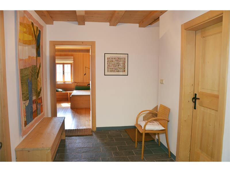 Vorraum - Kohlstatt Hütte