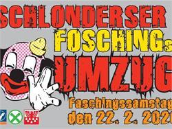 Schlonderser Foschingsumzug