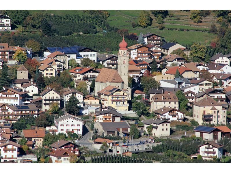 Partschins, village