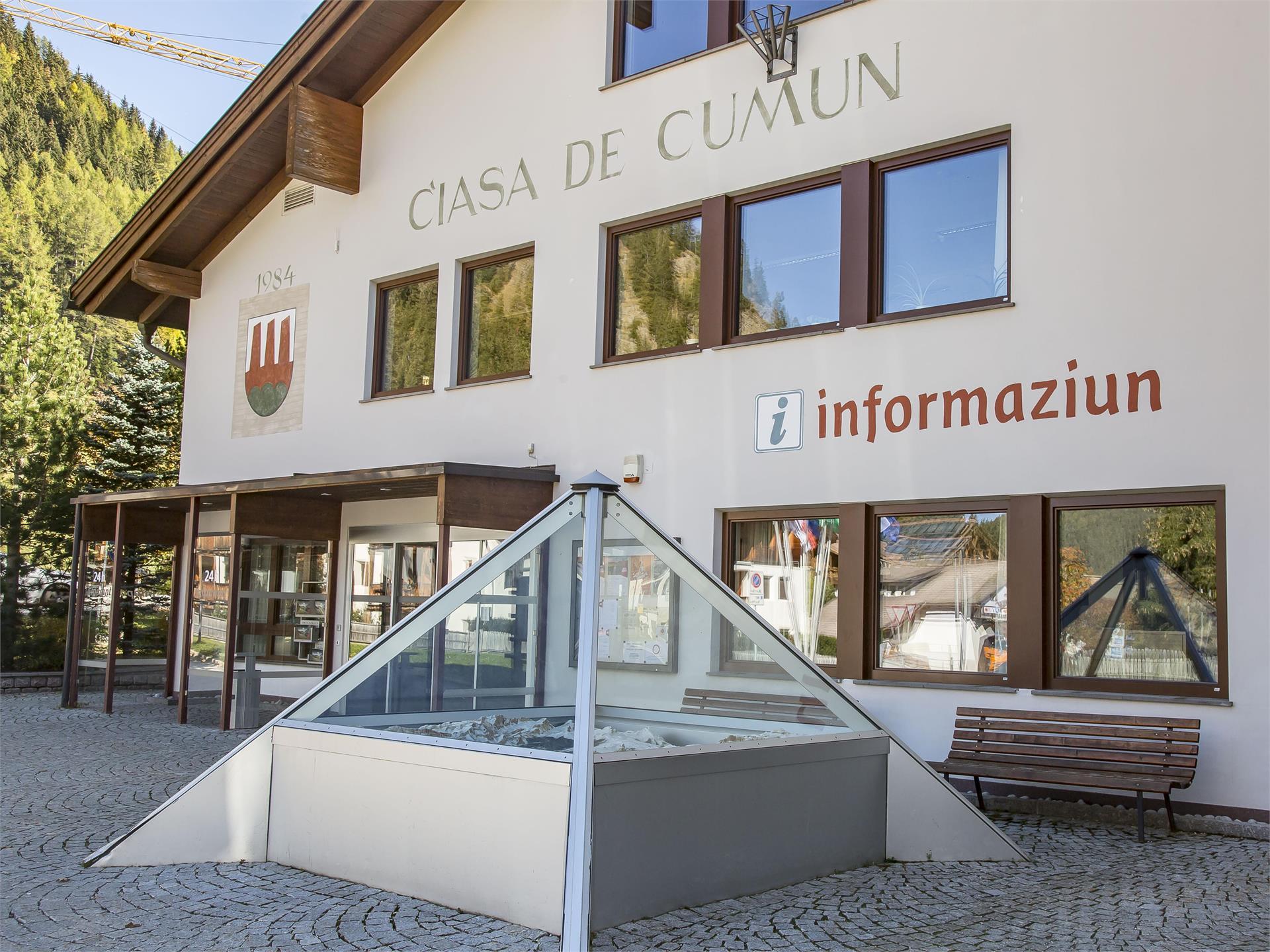 Tourismusbüro Corvara