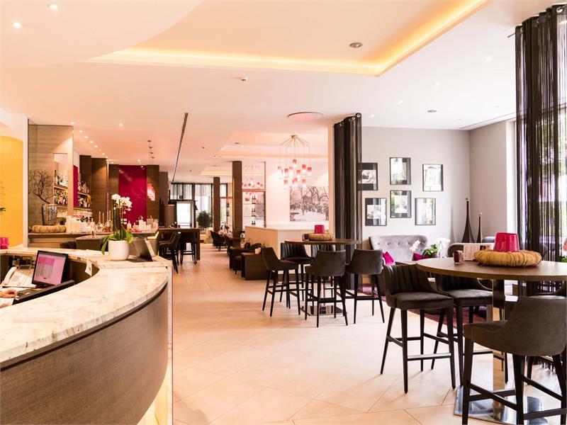 City Hotel Merano - Lobby & Reception