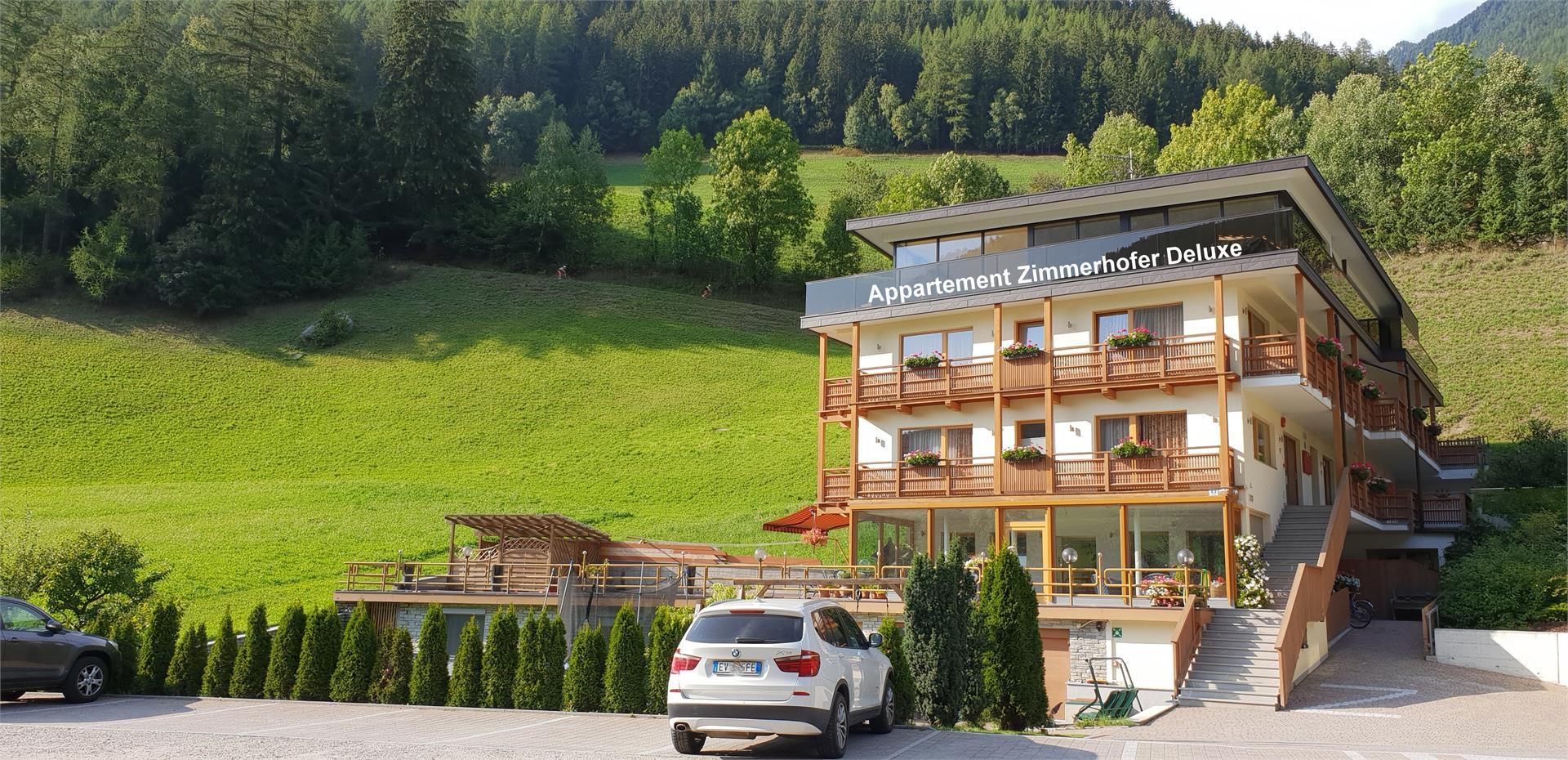Appartement Zimmerhofer Steinhaus Ahrntal Südtirol
