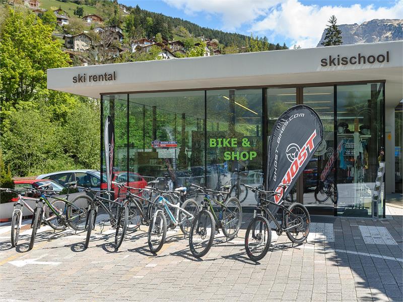 MTB School & Rental St. Ulrich