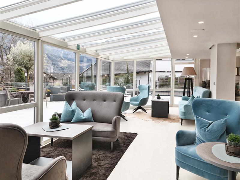 Wintergarten-Lounge
