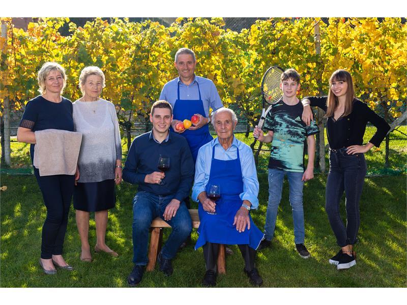 Ihre Gastgeberfamilie Gapp | Residence Nischlhof