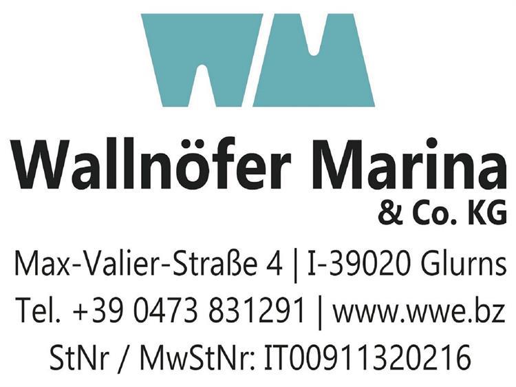 Wallnöfer Marina & Co. KG