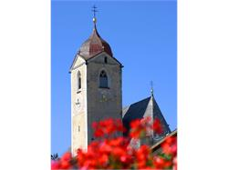 The Church of Our Lady in Lajen/Laion
