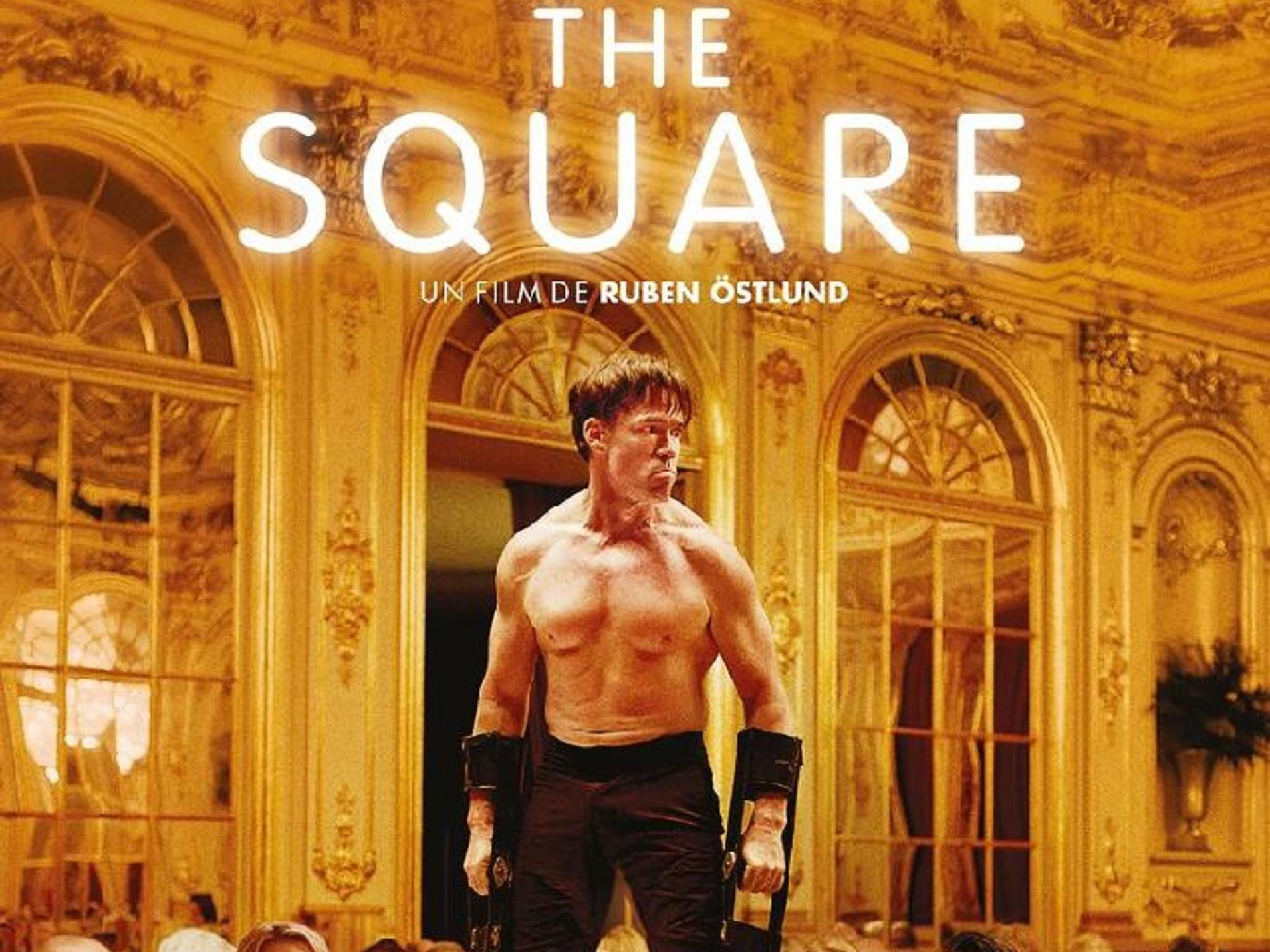 Film Club SMACH - Open air cinema- The Square