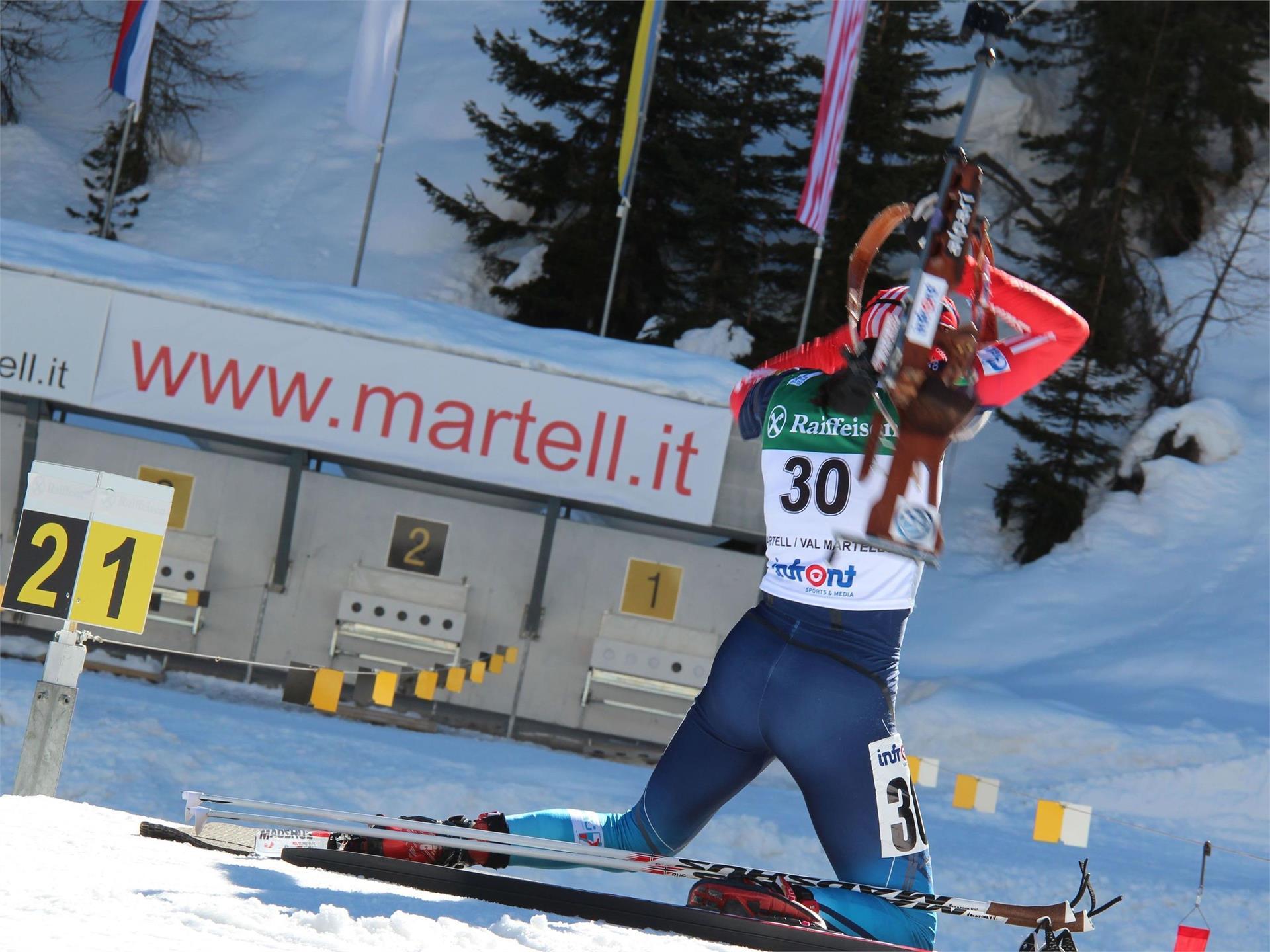 Biathlon Alpen Cup