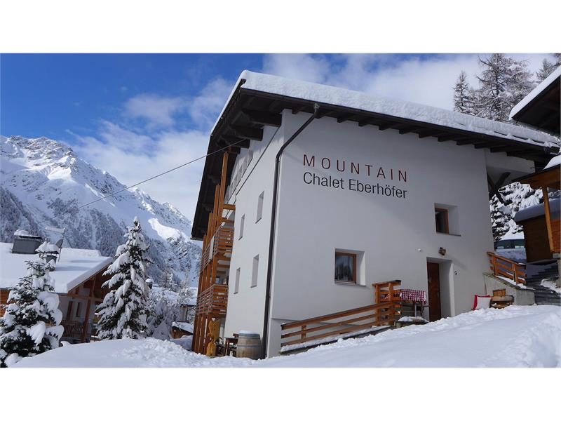 Mountain Chalet Eberhöfer winter