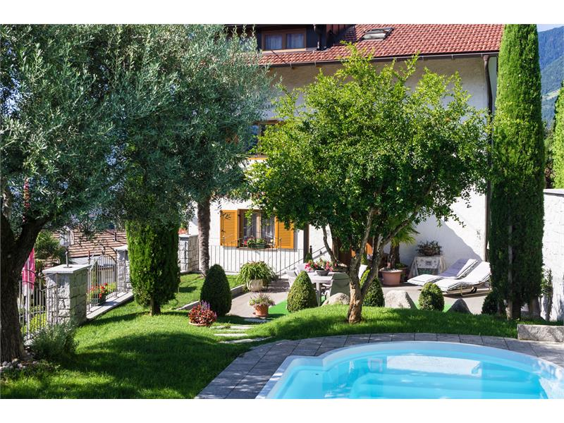 Residence Immenhof - the swimming pool