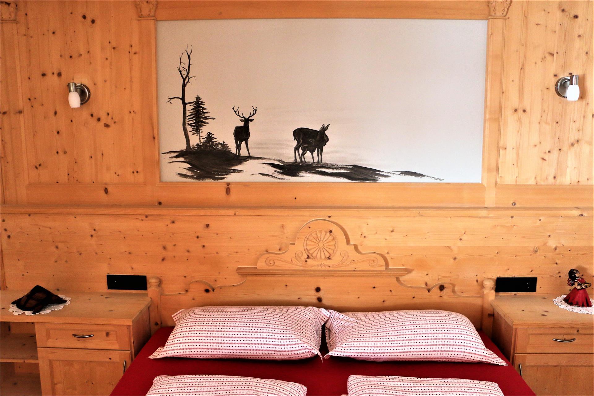 bedroom Weiße Zinne