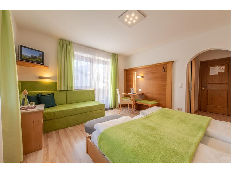 Komfortdoppelzimmer Burgeis