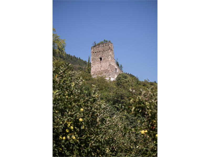 Rovine di Castel Brandis