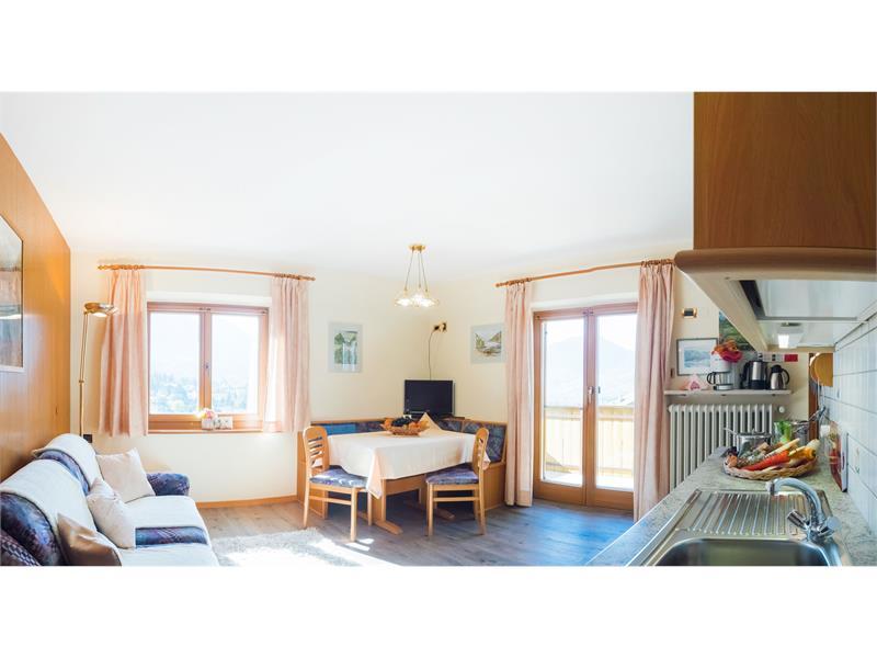 Residence Immenhof - Wohnküche