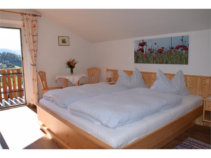double bedroom apartment Barbara- house Albert Haselrieder, Fié allo Sciliar