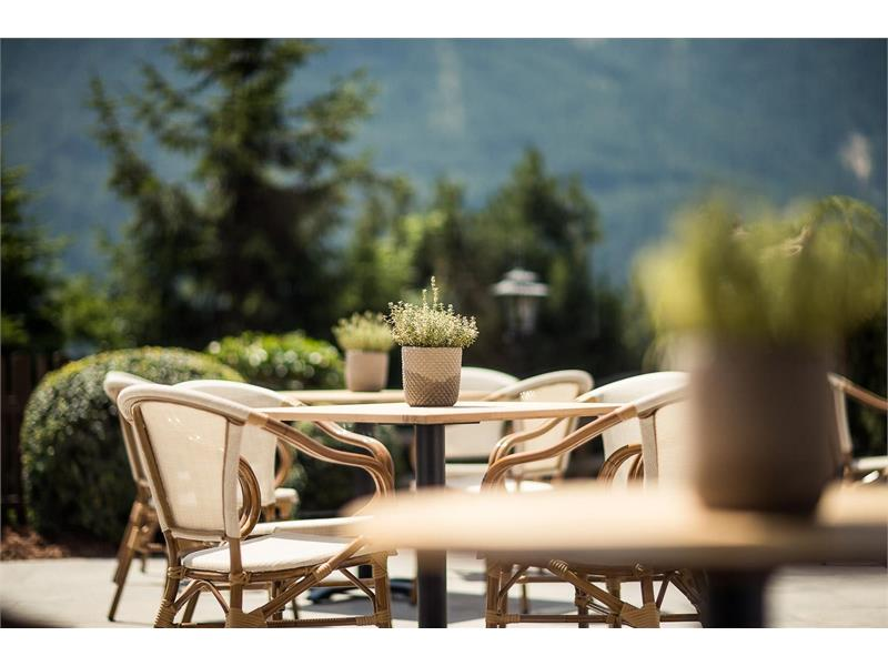 Sonus Alpis terrace