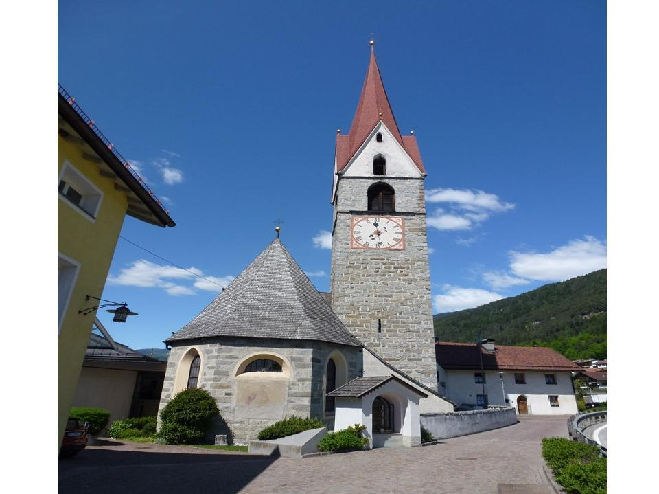 Parish Church of St. Nicolo in Vandoies di Sopra/Obervintl