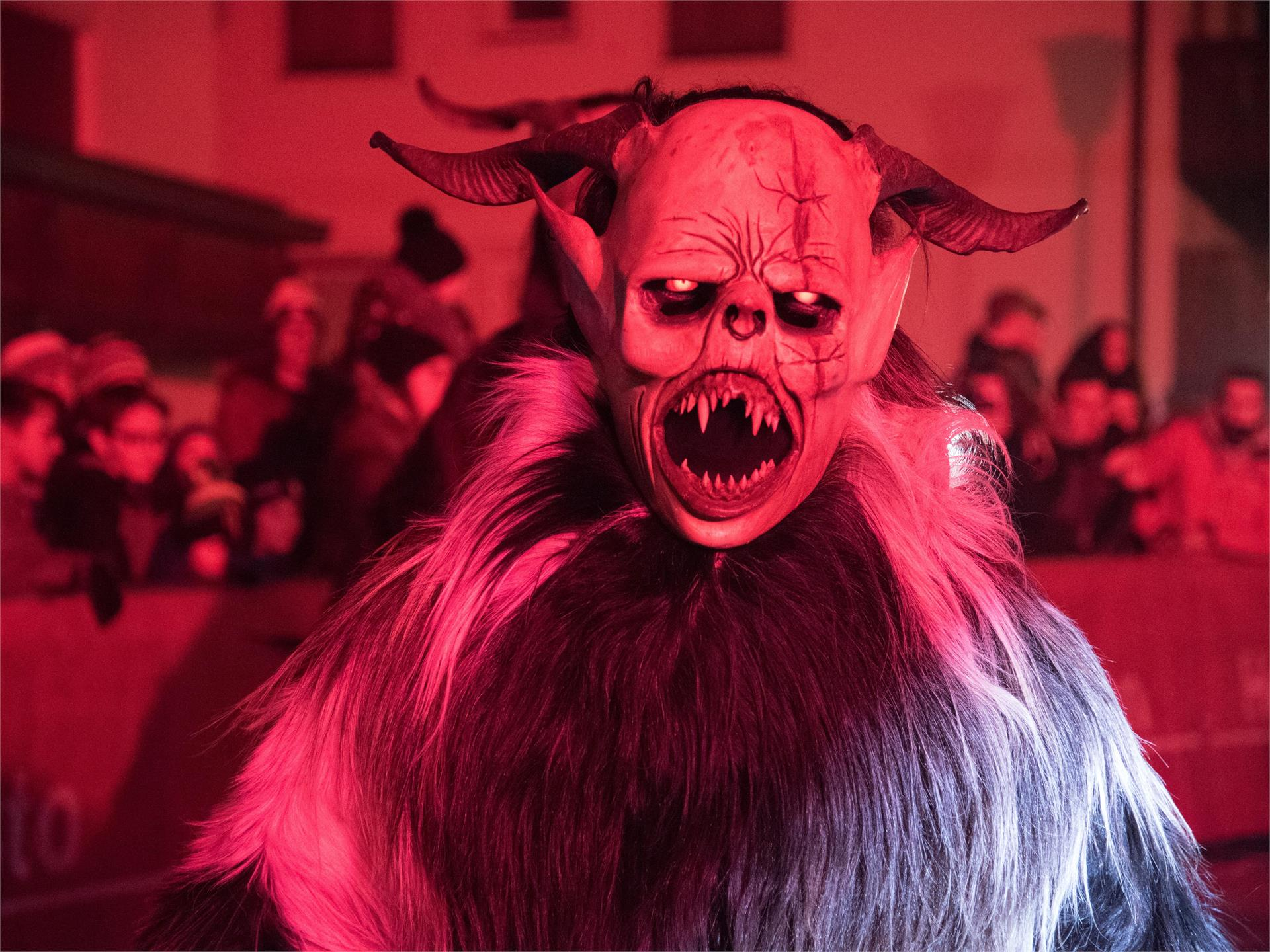 13th Krampus-Show with parade