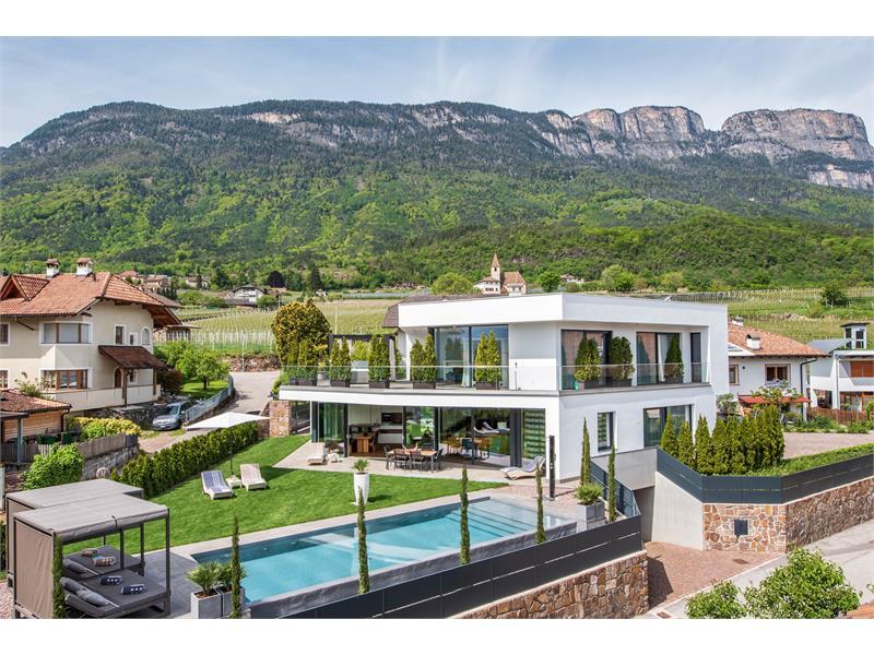 Villa Aich umgeben von Weinbergen und herzlichen Nachbarn
