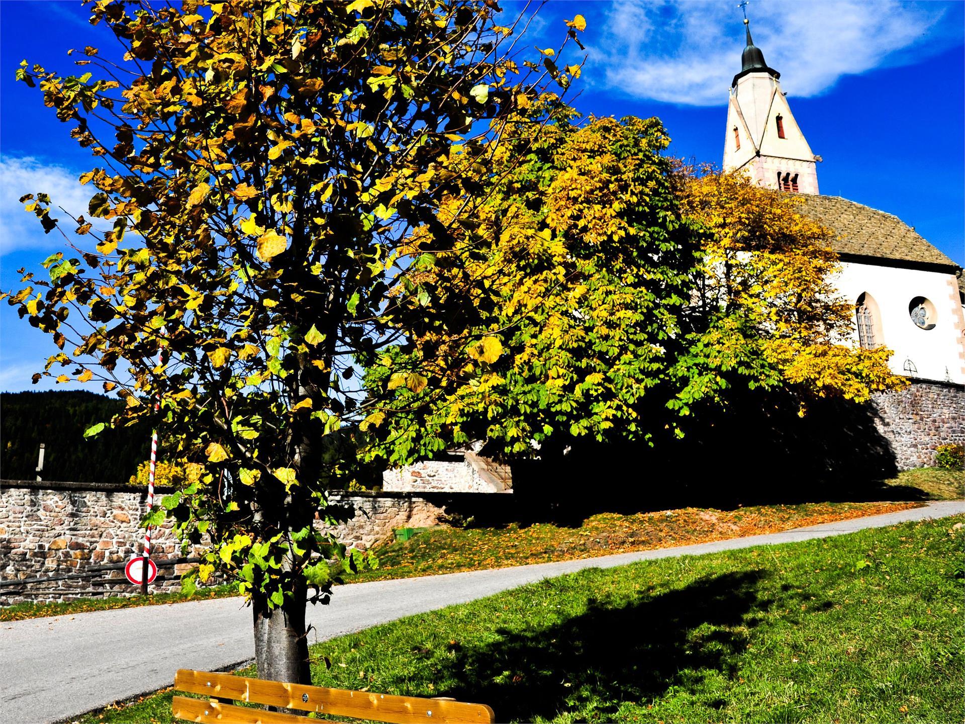 Urzeitsiedlung Burgstall in Altrei