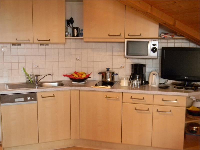 the kitchen - detail