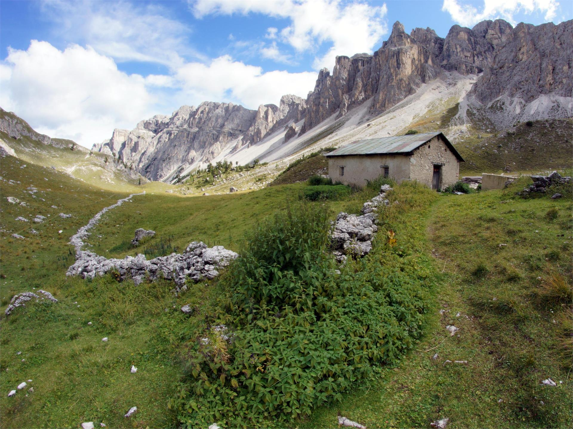 Excursion to the Antersasc Alp and the Crep dales Dodesc peak