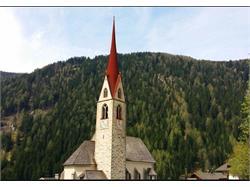 Pfarrkirche zum hl. Andreas Vals