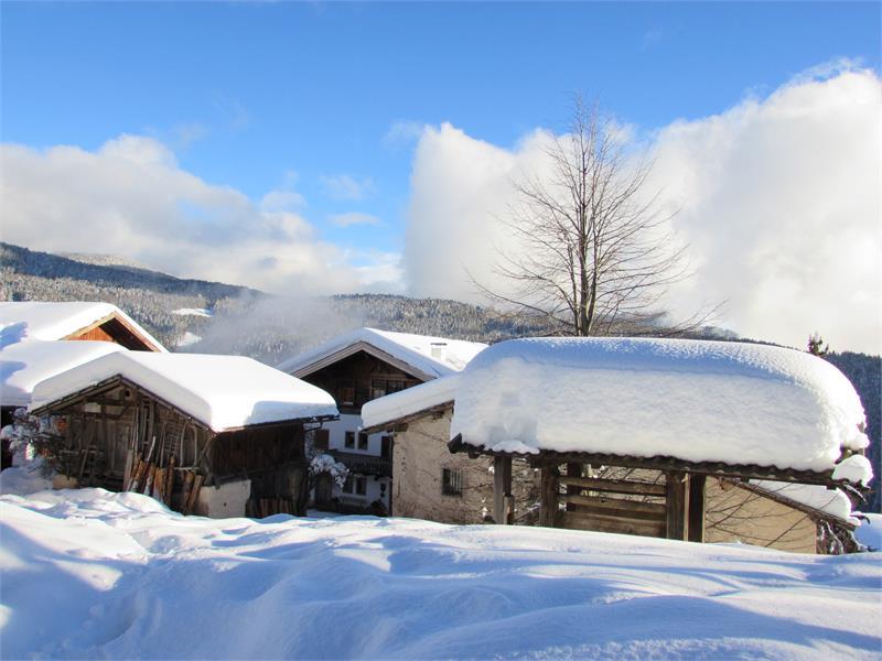 Schornhof in inverno