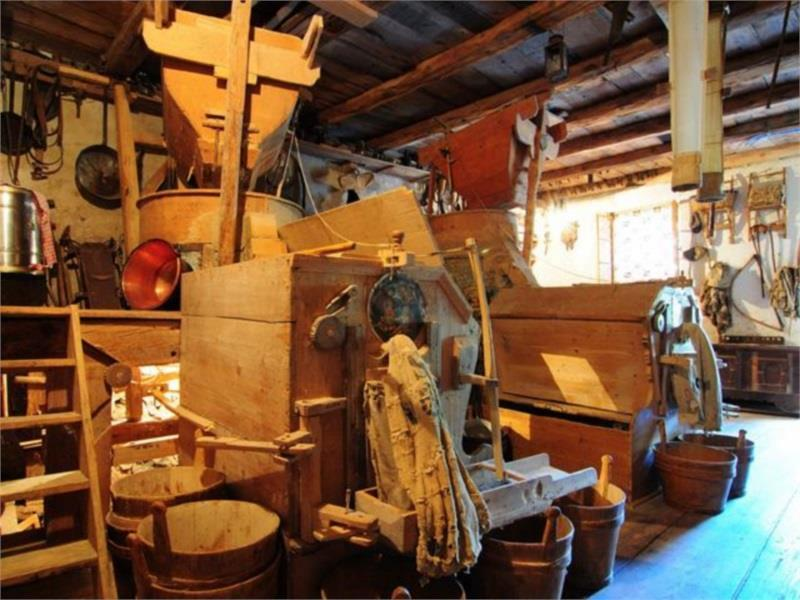 mill at the farm