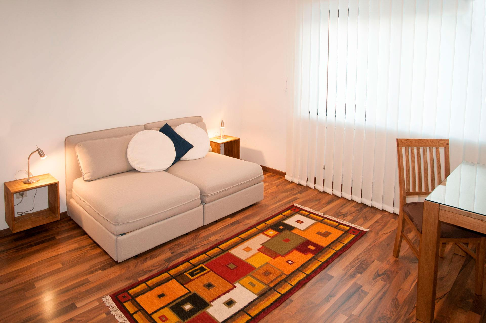 Apartment Kraus, Sterzing, Südtirol, Wohnraum