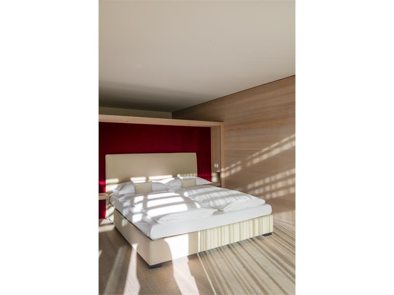 Zimmer mit Sonnenlicht