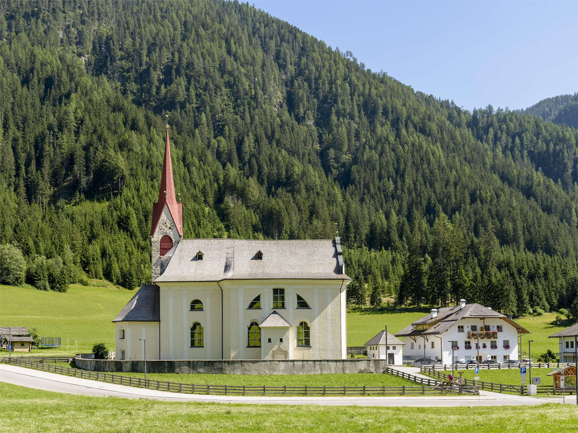 Chiesa Parrocchiale a S. Martin