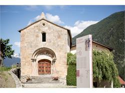 chiesa di San Giovanni a Tubre in Val Monastero