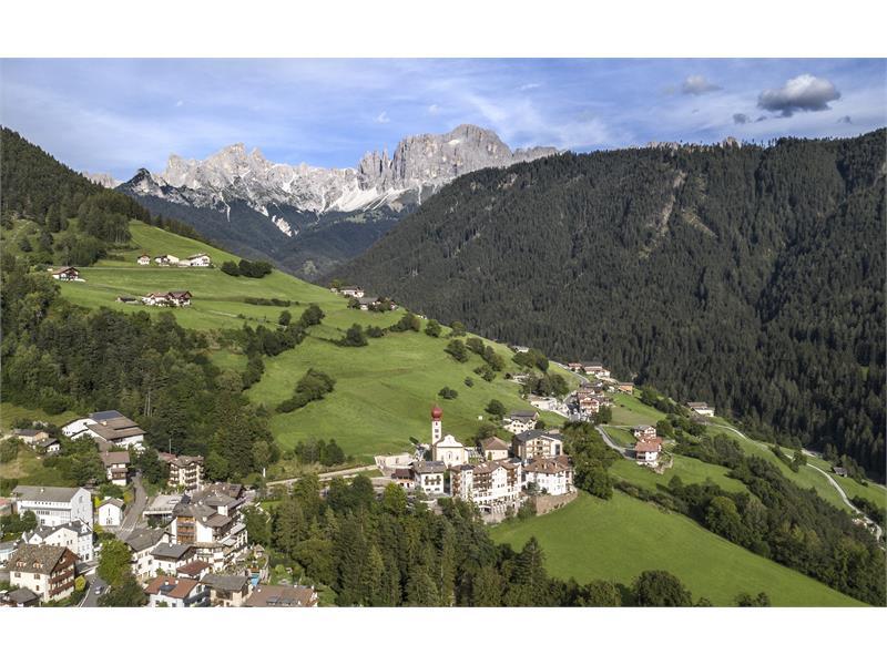 Alpinhotel Vajolet in Tiers am Rosengarten