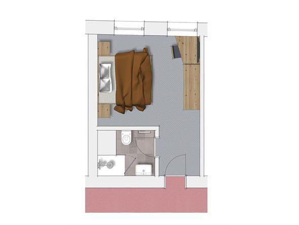 Zimmer Kat. D2