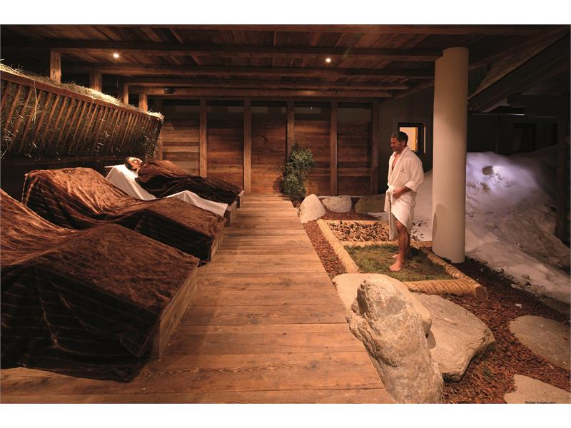 A wellness oasis at Hotel Falzeben in Avelengo
