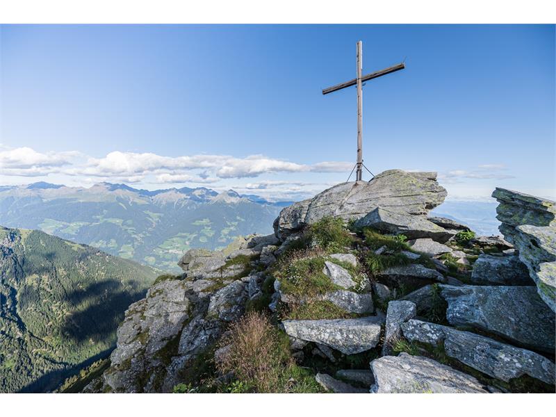 Cima Muta sopra Tirolo / Merano