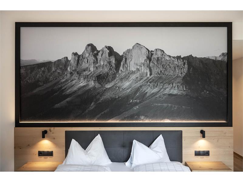 Alpine style rooms