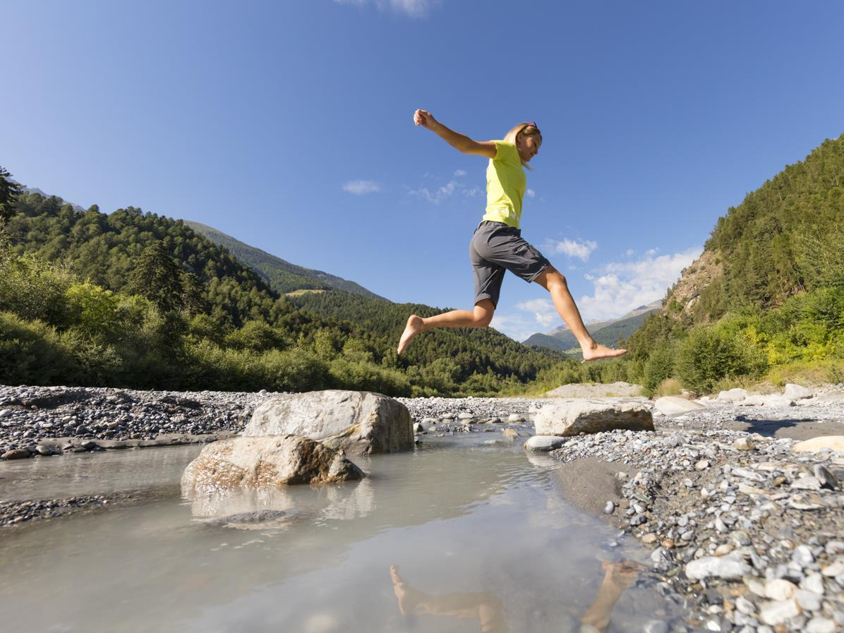 Wanderung mit allen Sinnen: In der Natur unterwegs zum inneren Gleichgewicht