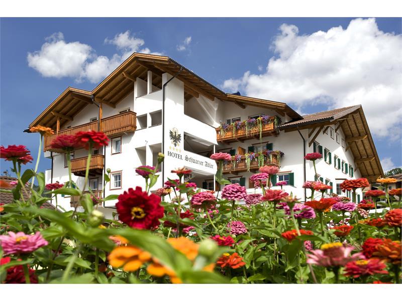 Hotel Schwarzer Adler in Siusi