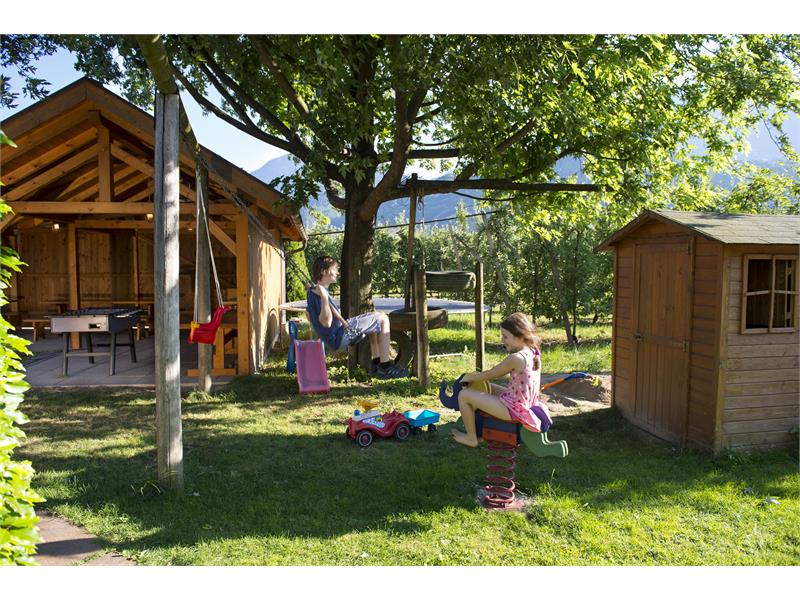 Weinsepphof Kinderspieltplatz