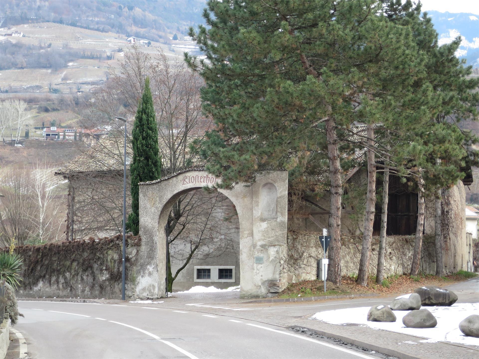 Klosterhof Vill