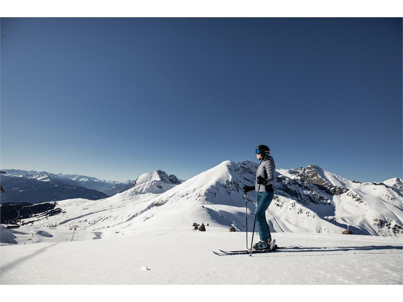 Skigebiet Meran2000
