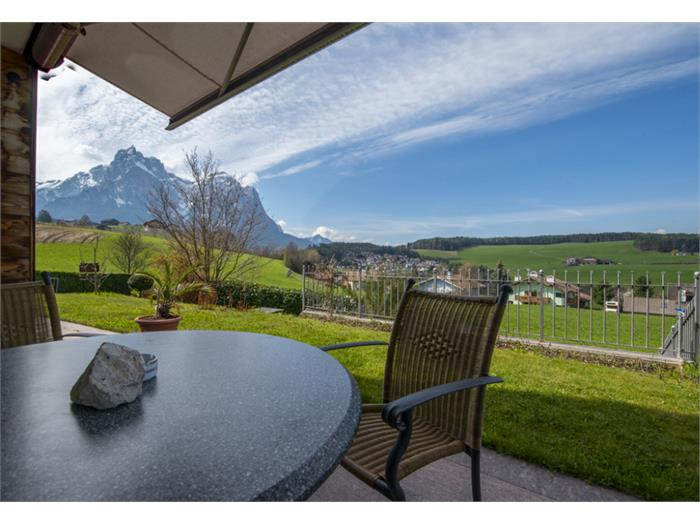 Apartments Sun – Kastelruth, Terrasse Typ C
