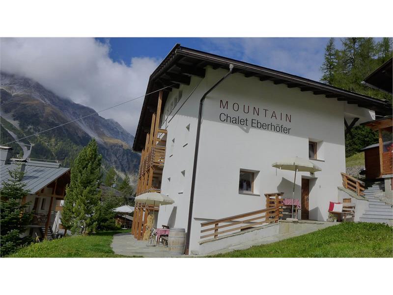 Mountain Chalet Eberhöfer summer