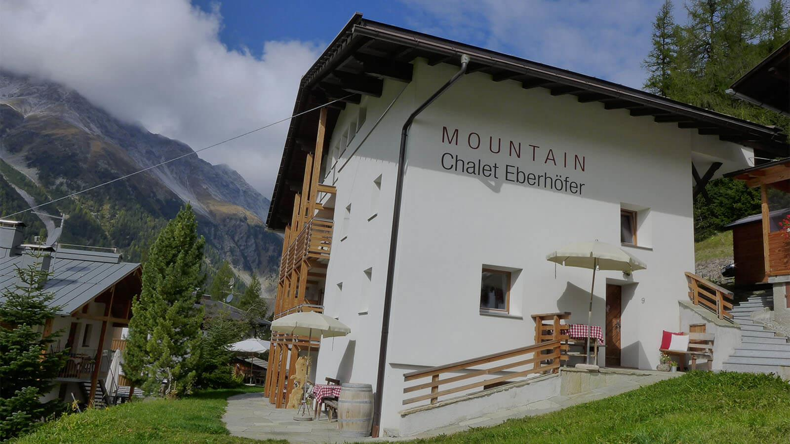 Mountain Chalet Eberhöfer estate